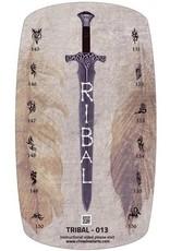 Chisel Nail Art