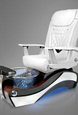 T-Spa New Beginning-Wood Prestige Pedicure Chair