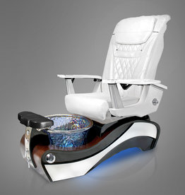 T-Spa New Beginning-Wood Prestige Pedicure Chair