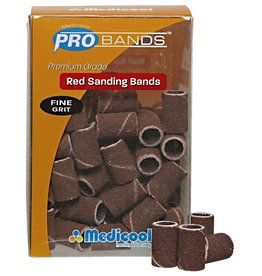 Medicool Pro-Band Sanding Bands (100pcs/box)