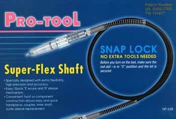 Super Flex Shaft  (1/8)