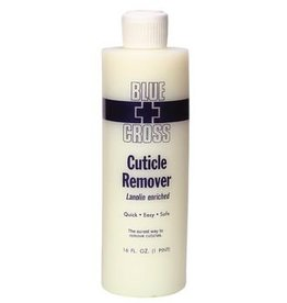 Blue Cross Cuticle Remover 32oz (12Bottles/Case)