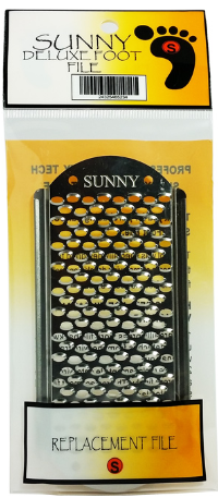 Sunny Deluxe Foot File Replacement