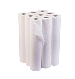 Disposable beauty Bed Cover Case Single Roll