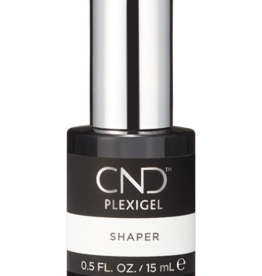CND PLEXIGEL SHAPER 0.5oz