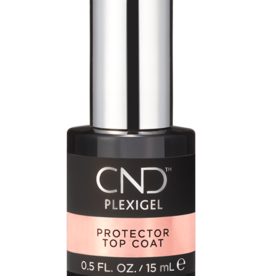 CND PLEXIGEL PROTECTOR TOP COAT 0.5oz