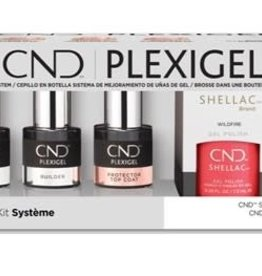CND PLEXIGEL SYSTEM KIT