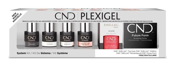 CND PLEXIGEL SYSTEM KIT