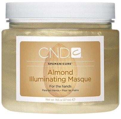 CND Spamanicure Almond Illuminating Masque