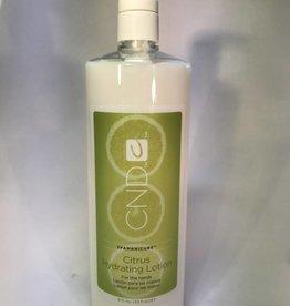 CND Spamanicure Citrus Hydrating Lotion 33oz