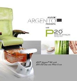A.N.S Argento RG Pedispa chair