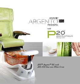 Argento RG Pedispa chair