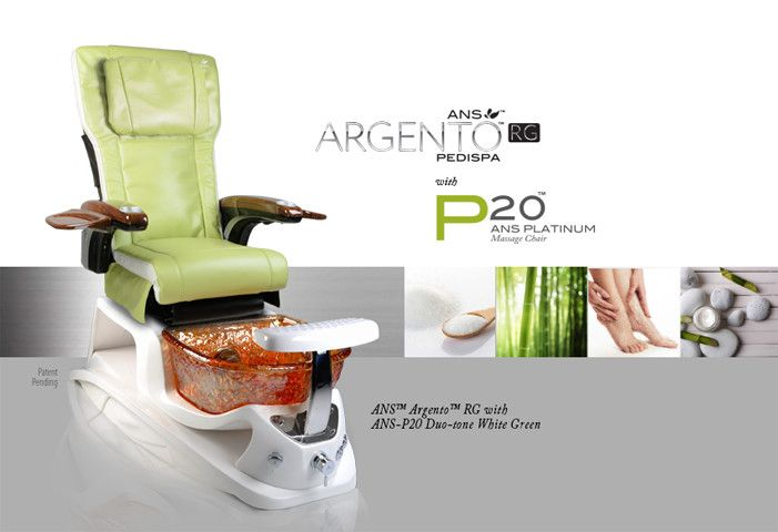 Argento RG Pedispa chair