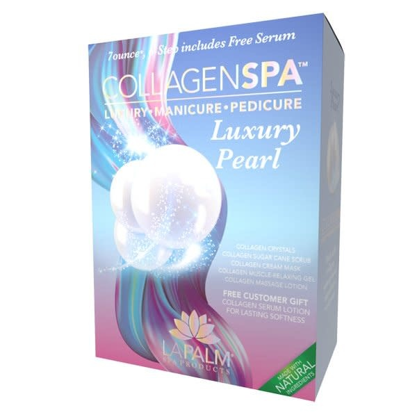 Collagen Spa 6 Step System Luxury Pearl single