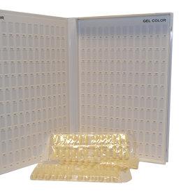 Gel Color Card Book (Large)