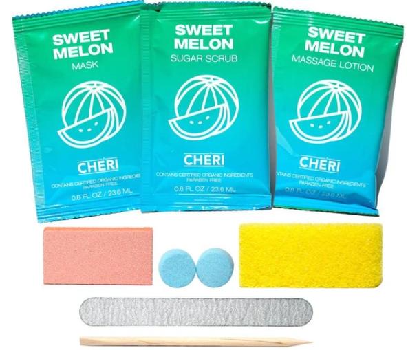 CHERI CHERI-7-IN-1 Pedicure Kit (50 kit/Case)