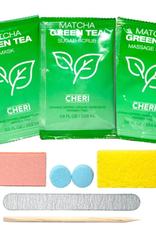 CHERI CHERI-7-IN-1 Pedicure Kit Matcha Green Tea single