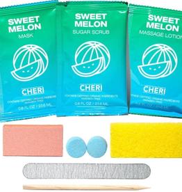 CHERI CHERI-7-IN-1 Pedicure Kit Sweet Melon single