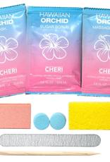 CHERI CHERI-7-IN-1 Pedicure Kit Hawaiian Orchid single
