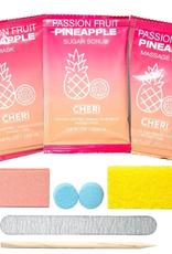 CHERI CHERI-7-IN-1 Pedicure Kit Passion Fruit PineApple single