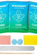 CHERI CHERI-7-IN-1 Pedicure Kit Spearmint single