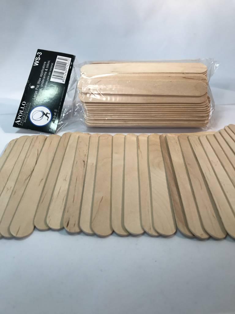 Large Wood Waxing Stick