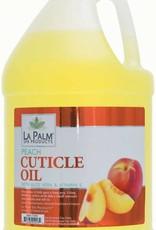 Organic Cuticle Oil 4 Gal Case Peach
