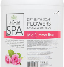 Volcano Spa Flower Soap (4gal/Case)