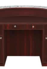 AYC Avon reception Desk (Round)