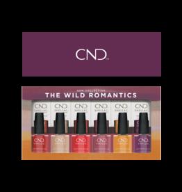 CND WILD ROMANTICS New Collection (Shellac + Vinylux)