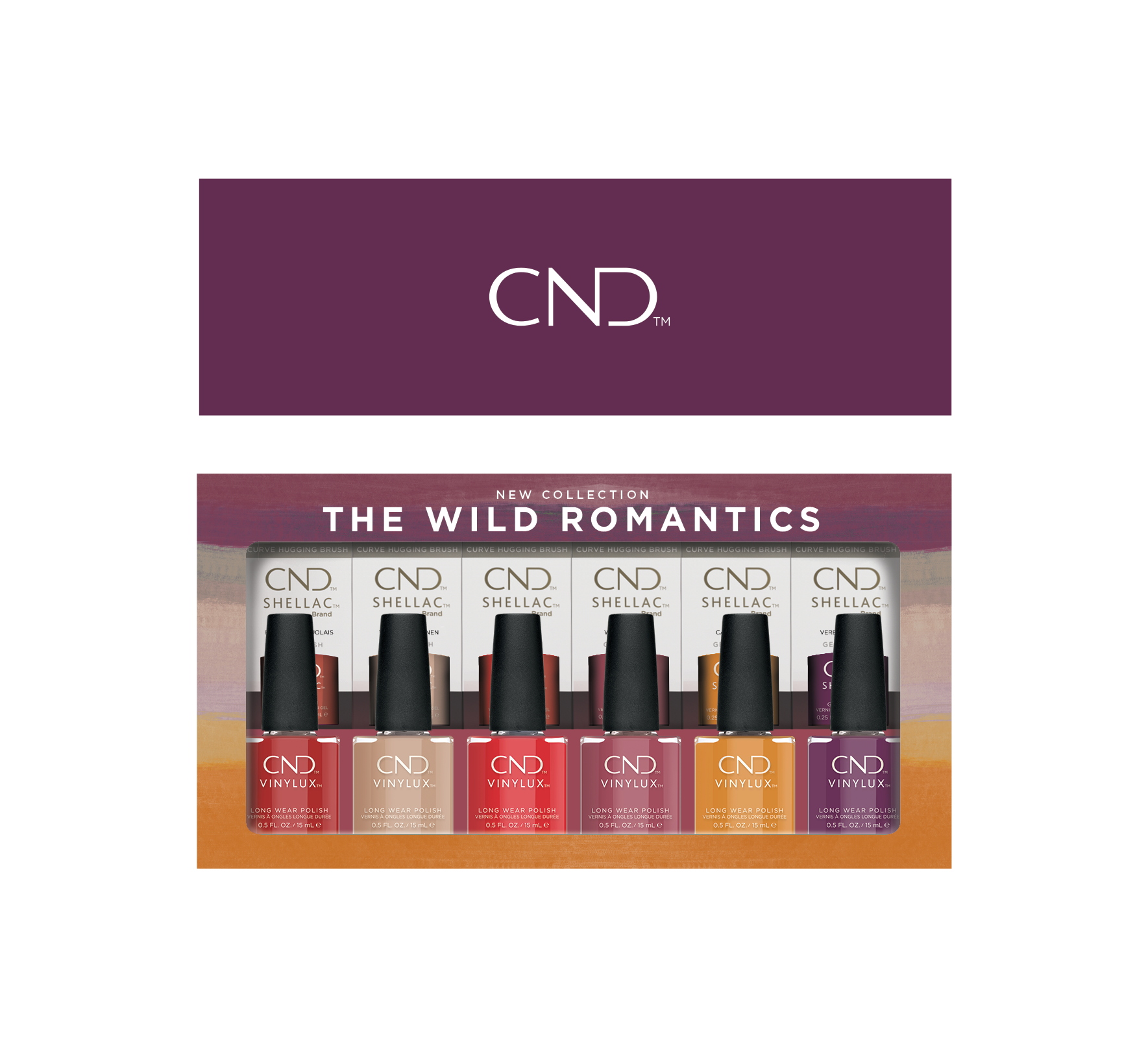 CND Party Ready New Collection (Shellac + Vinyl