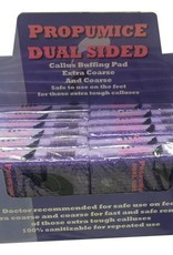 Pro pumice Dual Sided (24Pcs/Pack)