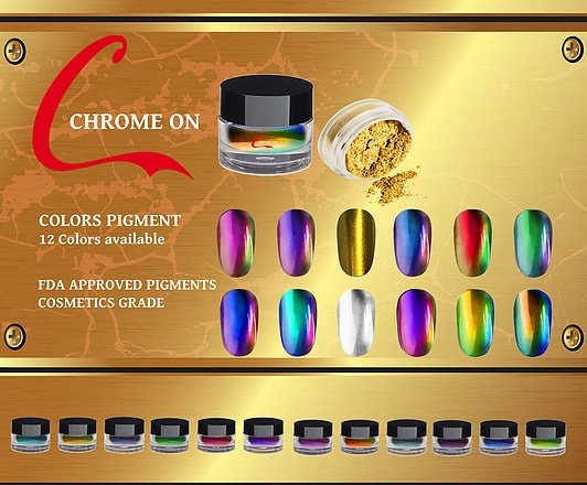 Venus Chrome Set ( No Return Or Exchange)