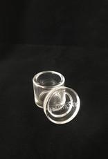 Harmony Glass Dappen Dish