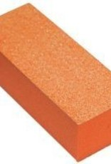 Cre8tion Buffer 3-Way Orange Foam 80/100 (500pcs)