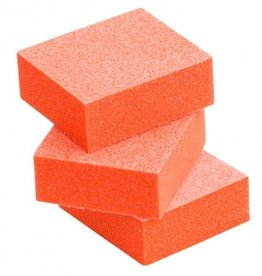 Cre8tion Mini 2 Way Orange Mini Buffer 80/100 (1500pcs)