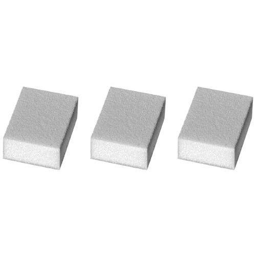 Red Nail Designs Mini Buffer White (1500Pcs)