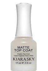Kiara Sky Nail lacquer Matte Topcoat