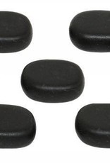 Basalt Massage 5-Stone set Small