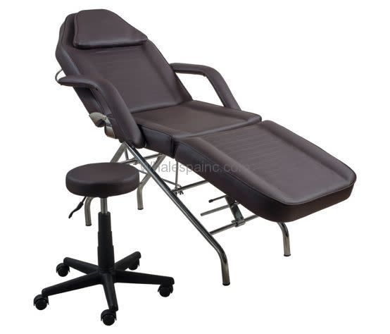 Whale Spa Facial Bed ZD-803 With Stool