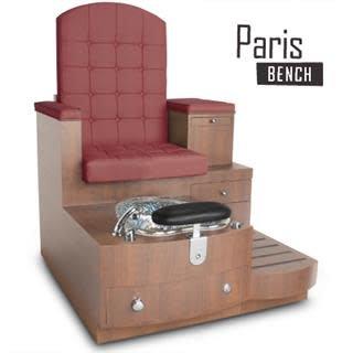Gulfstream Paris Single Bench