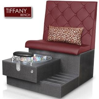 Gulfstream Tiffany Single Bench