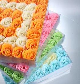 KM Rose Box (Flower Soap)