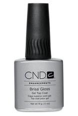 CND Brisa Gloss Clear Top Coat 0.5oz