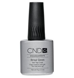 CND Brisa Gloss Clear Top Coat 0.5oz