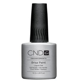 CND Brisa Paint Pure White Opaque