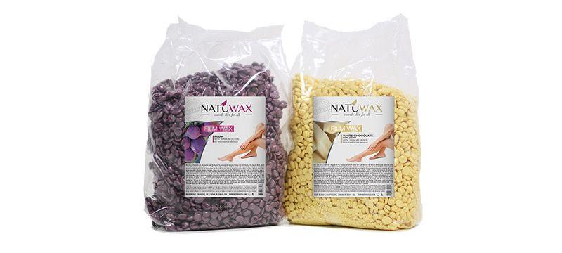 NATUWAX Film Wax White Chocolate