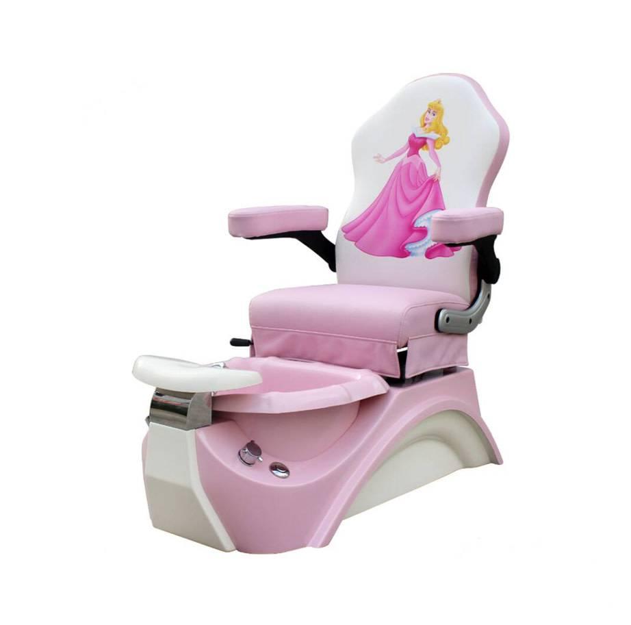 Sleeping Beauty Kid Pedicure Spa Chair
