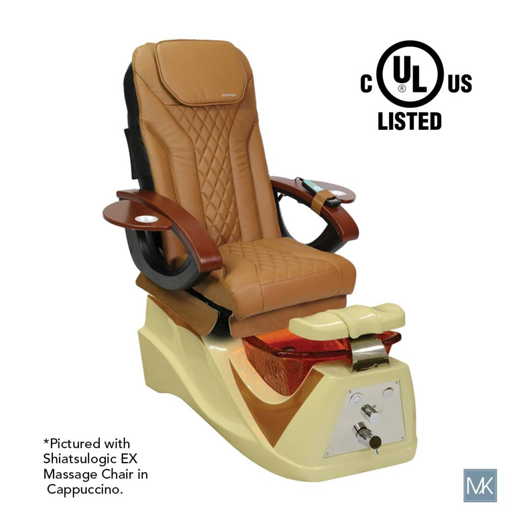 The Lenoir Pedicure Spa Chair