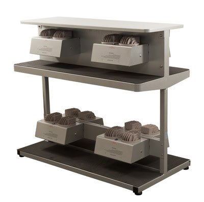 Fiori 4 Person Nail Drying Station with Self